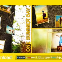 ONE SUMMER DAY FREE DOWNLOAD VIDEOHIVE PROJECT