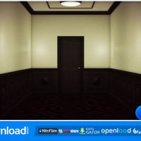 OPEN MYSTERY DOOR – MOTION GRAPHIC (VIDEOHIVE)