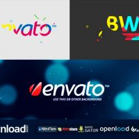 PAINT BLOBS LOGO OPENER FREE DOWNLOAD VIDEOHIVE PROJECT