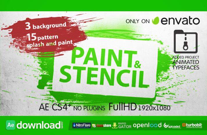 Paint & Stencil
