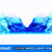 PARTICLE COLLISION LOGO REVEAL FREE DOWNLOAD VIDEOHIVE PROJECT