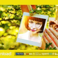 PHOTO GALLERY – DREAMY MUSE FREE DOWNLOAD VIDEOHIVE TEMPLATE