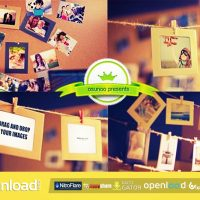 PHOTO GALLERY MEMORIES FREE DOWNLOAD AFTER EFFECTS PROJECT (VIDEOHIVE)