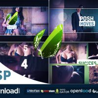 POSH MOVES PRESENTATION FREE DOWNLOAD VIDEOHIVE PROJECT