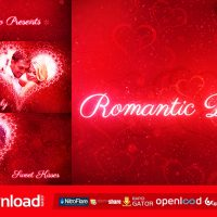 ROMANTIC DAYS – AFTER EFFECTS PROJECT (VIDEOHIVE)