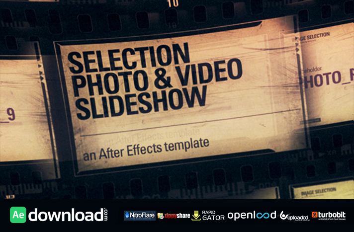 Selection Photo & Video (Slideshow)