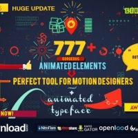 SHAPE ELEMENTS V.2.4 FREE DOWNLOAD VIDEOHIVE TEMPLATE