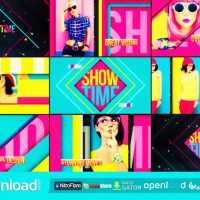 SHOWTIME 7889950 – FREE DOWNLOAD AFTER EFFECTS PROJECT