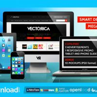 SMART DEVICES – MEGA PACK – AFTER EFFECTS PROJECT (VIDEOHIVE)
