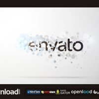 SMOOTH PARTICLE LOGO FREE DOWNLOAD VIDEOHIVE TEMPLATE