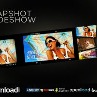 SNAPSHOT SLIDESHOW FREE DOWNLOAD VIDEOHIVE PROJECT