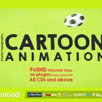 SOCCER KINETIC TYPOGRAPHY CARTOON – VIDEOHIVE