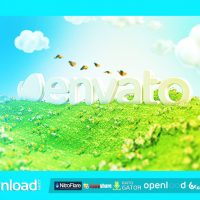 SPRING IS COMING VIDEOHIVE TEMPLATE AFTER EFFECTS PROJECT