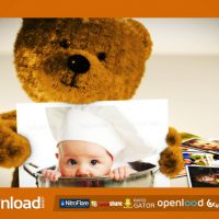 TEDDY PRESENTS – FREE AFTER EFFECTS PROJECT (VIDEOHIVE)