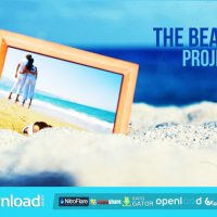 THE BEACH PROJECT – AFTER EFFECTS PROJECT (VIDEOHIVE) FREE DOWNLOAD