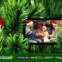 THE CHRISTMAS TREE – FREE AFTER EFFECTS TEMPLATE (VIDEOHIVE)