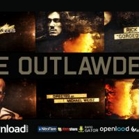 THE OUTLAWDERS – AFTER EFFECTS PROJECT (VIDEOHIVE)