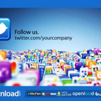 THE SOCIAL MEDIA NETWORK FREE DOWNLOAD VIDEOHIVE TEMPLATE