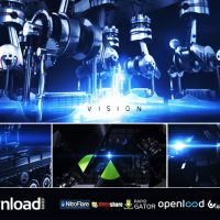 VISION LOGO REVEAL FREE DOWNLOAD VIDEOHIVE TEMPLATE