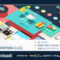 WEB PROMOTION GUIDE – FREE AFTER EFFECTS PROJECT (VIDEOHIVE)