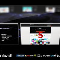WEBSITE COMMUNITY – FREE AFTER EFFECTS PROJECT (VIDEOHIVE)