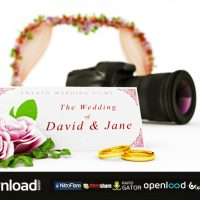 WEDDING FILM INTRO FREE DOWNLOAD VIDEOHIVE TEMPLATE