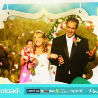 WEDDING PHOTO TREE – FREE AFTER EFFECTS TEMPLATE (FLUXVFX)