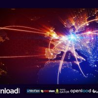 WORLD MAP ANIMATION FREE DOWNLOAD VIDEOHIVE TEMPLATE