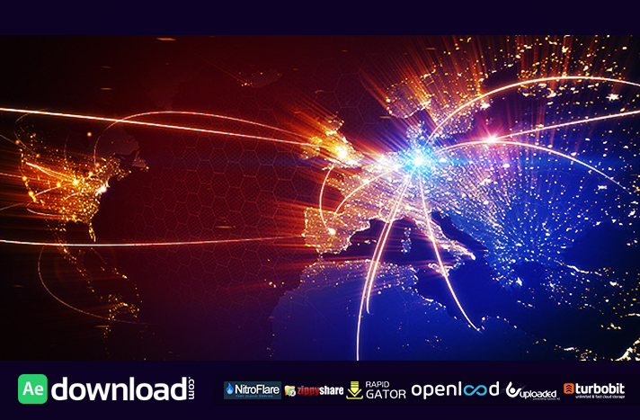 World map animation free download videohive template free after world map animation free download videohive template gumiabroncs Images