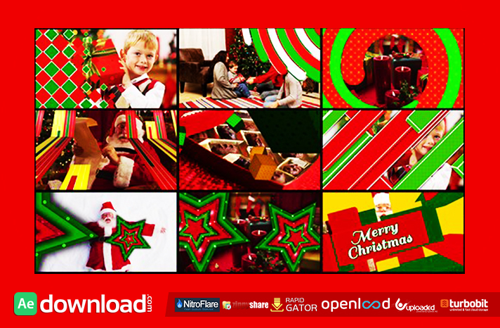 chrismas free download (videohive template)