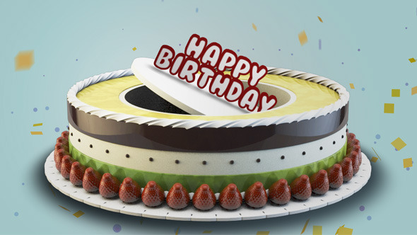 HAPPY BIRTHDAY - FREE DOWNLOAD AFTER EFFECTS PROJECT - Free After