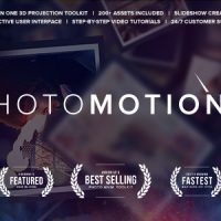 PHOTOMOTION – PROFESSIONAL 3D PHOTO ANIMATOR – VIDEOHIVE