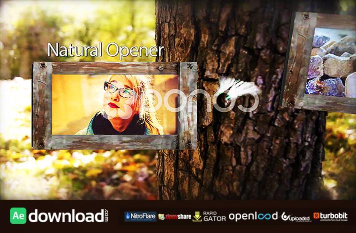 natural opener pond5 free download