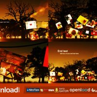 PHOTO TREE – FREE AFTER EFFECTS PROJECT (VIDEOHIVE)
