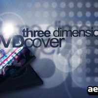 3D DVD COVER MOCK-UP – AFTER EFFECTS PROJECT (VIDEOHIVE)