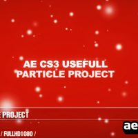USEFUL PARTICLE – AFTER EFFECTS PROJECT (VIDEOHIVE)