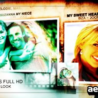 ALBUM MEMORIES OLD FILM LOOK – AFTER EFFECTS PROJECT (VIDEOHIVE)