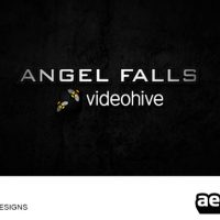 ANGEL FALLS – AFTER EFFECTS PROJECT (VIDEOHIVE)
