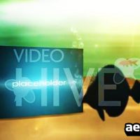 AQUARIUM – AFTER EFFECTS PROJECT (VIDEOHIVE)