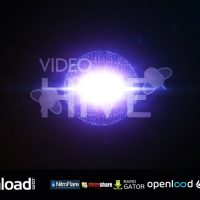 ATOMIC FIRE LIGHT LOGO – AFTER EFFECTS PROJECT (VIDEOHIVE)