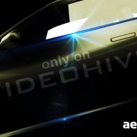 AUTOMOTIVE – AFTER EFFECTS PROJECT (VIDEOHIVE)
