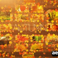 AUTUMN – AFTER EFFECTS PROJECT (VIDEOHIVE)