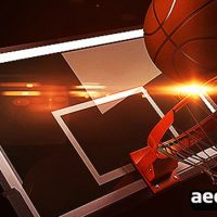 BASKET BALL NBA PRO PACKAGE – AFTER EFFECT PROJECT (VIDEOHIVE)