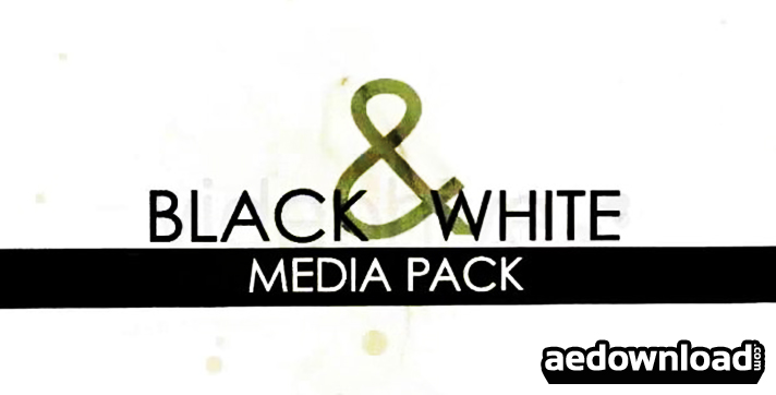 Black and White Media Pack
