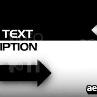 BLACK OR WHITE – AFTER EFFECTS PROJECT (VIDEOHIVE)