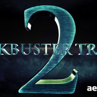 BLOCKBUSTER TRAILER 2 – AFTER EFFECTS PROJECT (VIDEOHIVE)