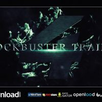 BLOCKBUSTER TRAILER 4 – FREE AFTER EFFECTS PROJECT (VIDEOHIVE)