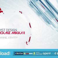 BROADCAST DESIGN NEWS PACKAGE MIKKA II (VIDEOHIVE)