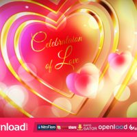 CELEBRATION OF LOVE – FREE AFTER EFFECTS PROJECT (VIDEOHIVE)