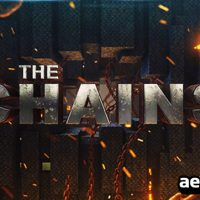 CHAINS ELEMENT 3D TITLE SEQUENCE (VIDEOHIVE)